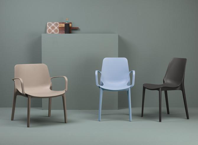 Chairs Ginevra Lounge
