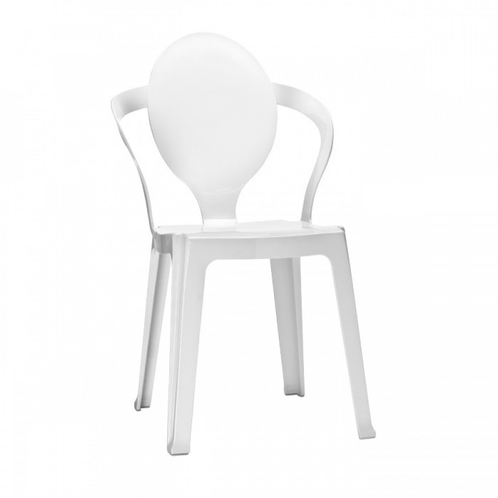 Chairs - Chaises transparentes design ...