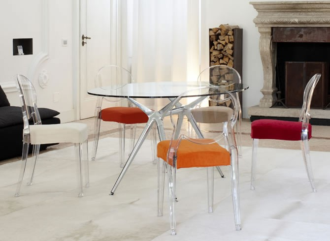 Igloo chair for Sedie design policarbonato