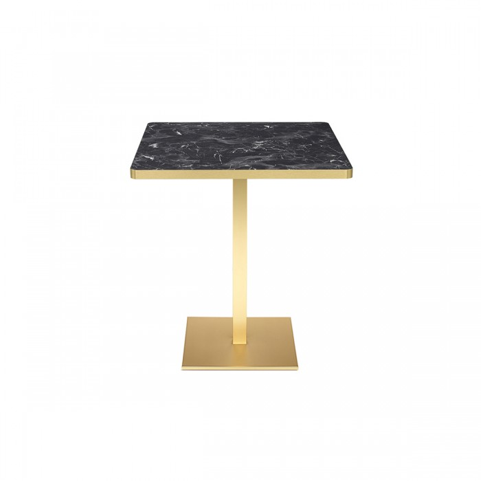 Tiffany laminate brass ABS top