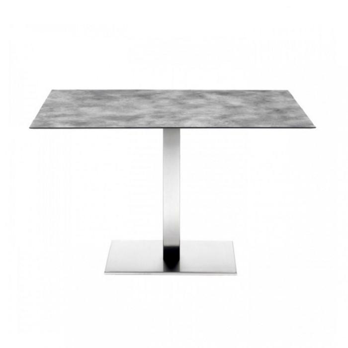 Tiffany rectangular base