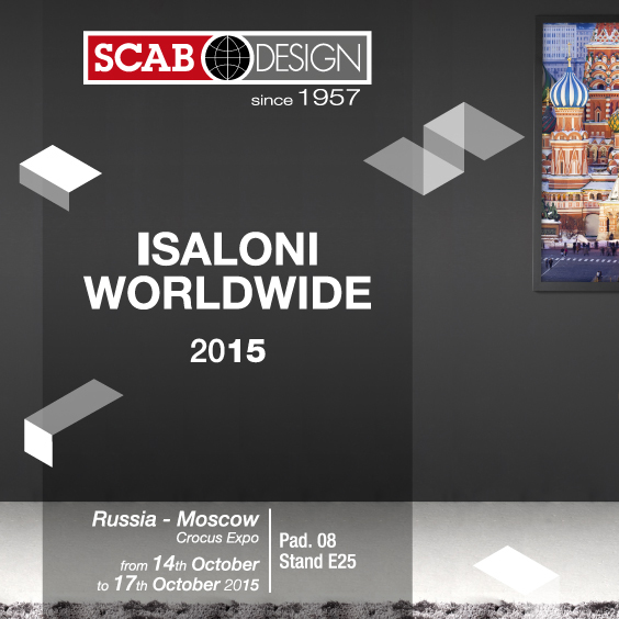 ISALONI WORLDWIDE - MOSCA