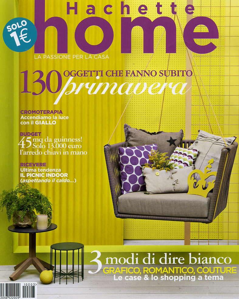 Hachette Home - Marzo 2011