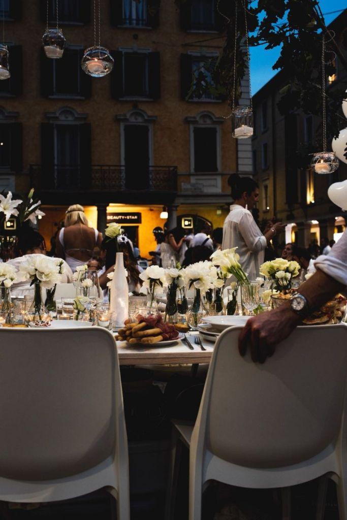 SCAB Design in total white per CELACENA2018 | In collaborazione con Gianluca Pasotti - designer