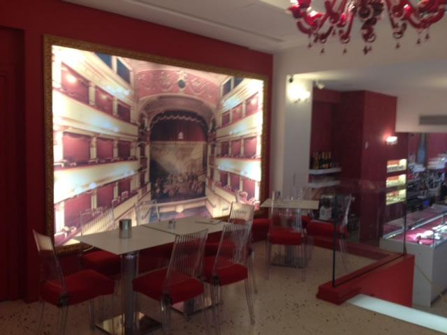 Caffè del Teatro di Ivrea - (To)