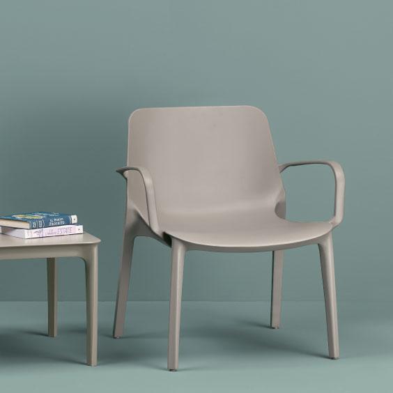 SCAB Design presenta Ginevra Lounge