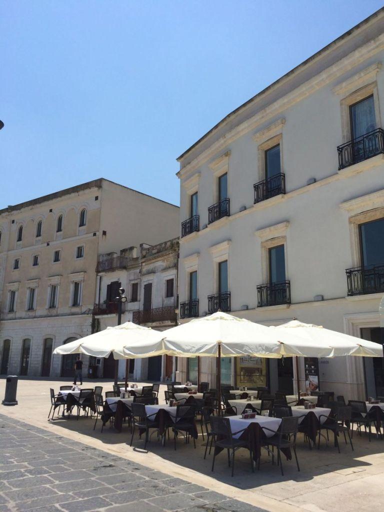 Gelateria Bernardi - Brindisi, Puglia