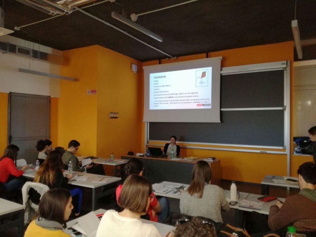 Scab design workshop politecnico di milano for Interior design politecnico di milano