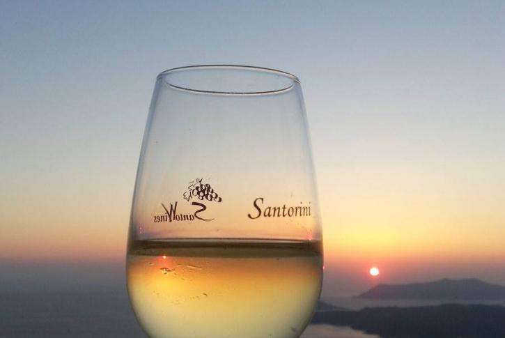 SantoWines - Santorini, Grecia
