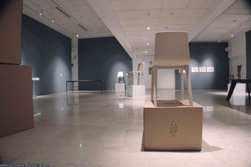 Le sedie di SCAB Design in mostra a Venezia