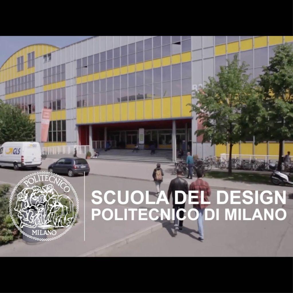 Design politecnico the design process with design for Politecnico design