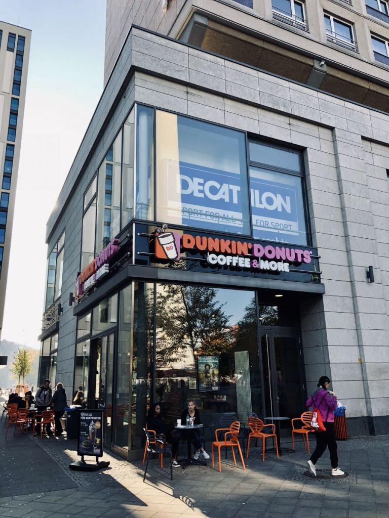 Dunkin' Donuts - Coffee & More - Berlino