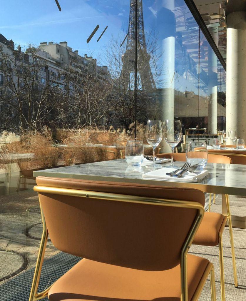 Le Café Jacques - Alain Ducasse