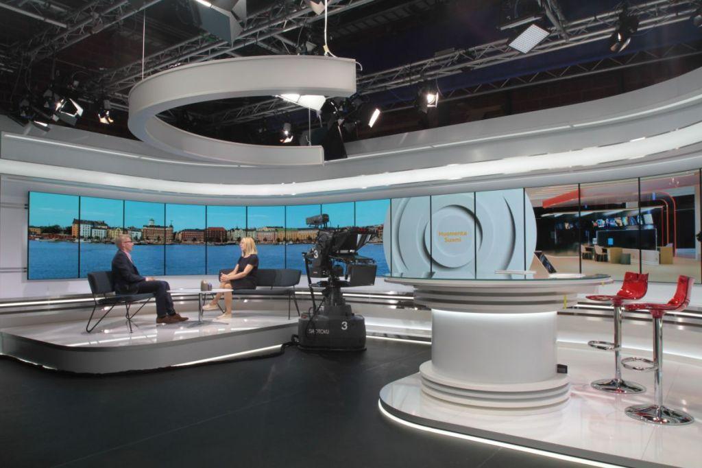 Programma televisivo Huomenta Suomi