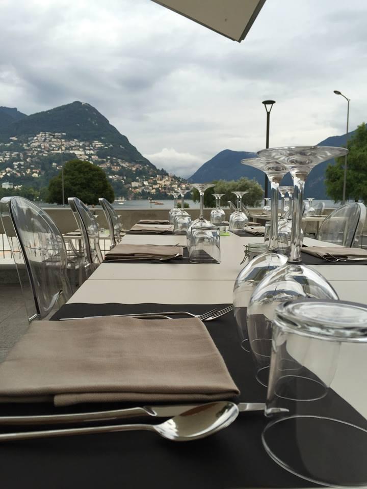 Lac Caffè by Gabbani e le sedute sono firmate S•CAB