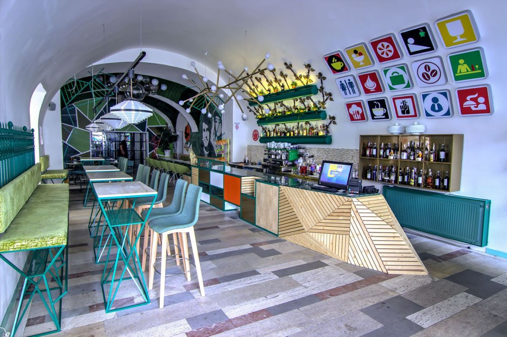 Le Jour Caffe - Košice, Slovacchia