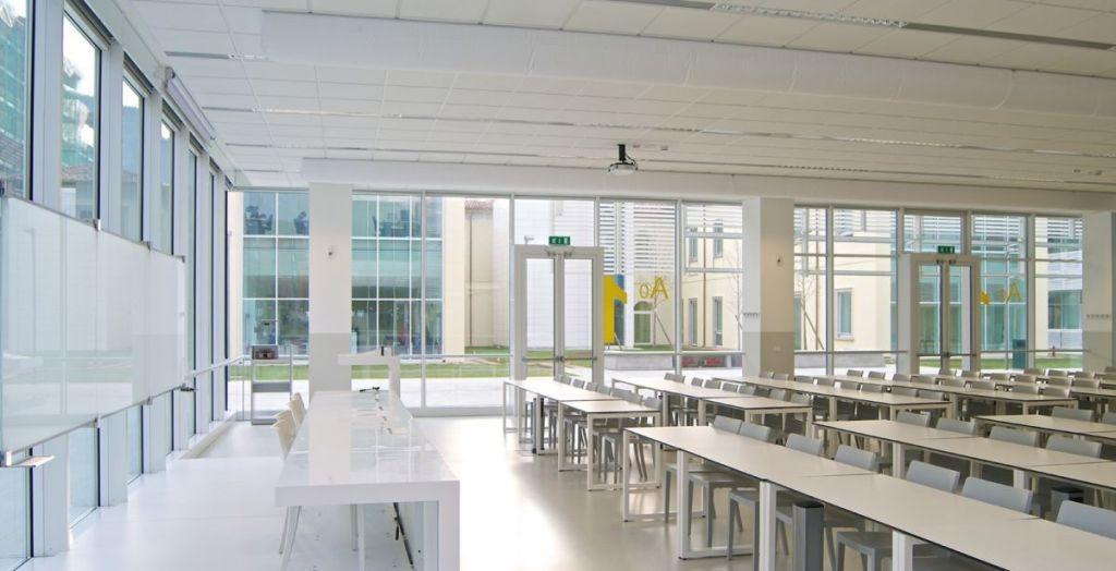 University campus politecnico di lecco for Politecnico milano design della moda