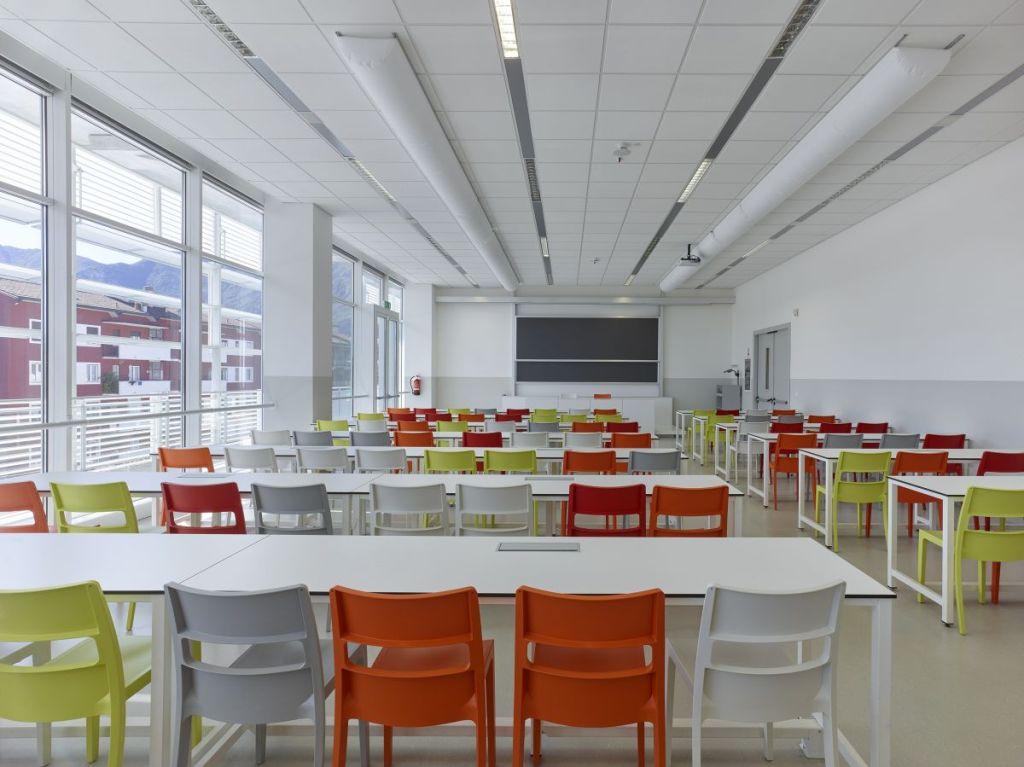University campus politecnico di lecco for Interior design politecnico di milano