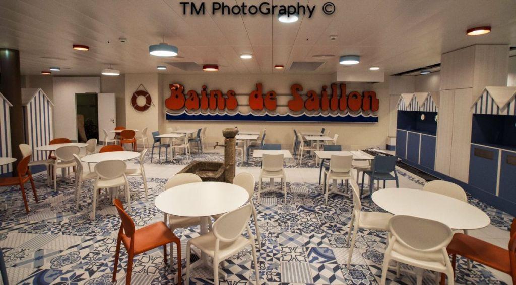Restaurant les bains de saillon saillon svizzera for Hotel des bains de saillon